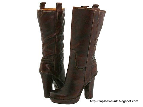Zapatos clark:clark-750457