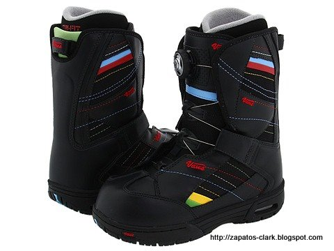 Zapatos clark:zapatos-750593