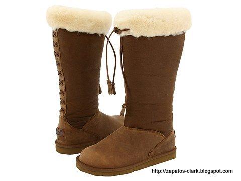 Zapatos clark:clark-750685