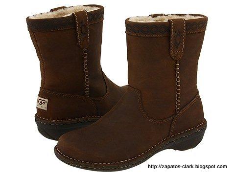 Zapatos clark:clark-750694
