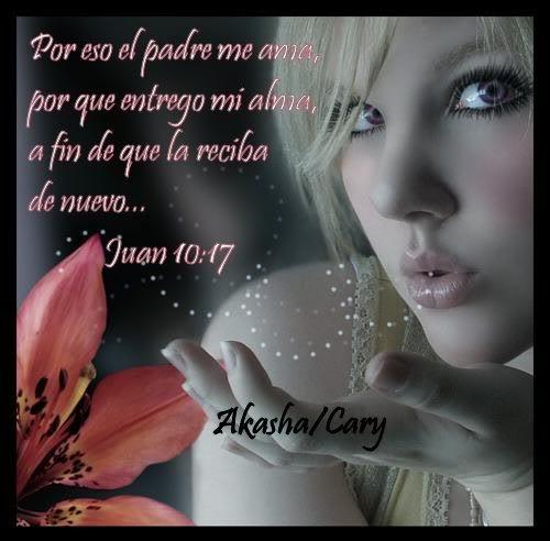 Juan10:17
