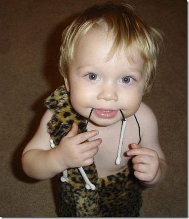 disfraces divertidos para bebé  (4)