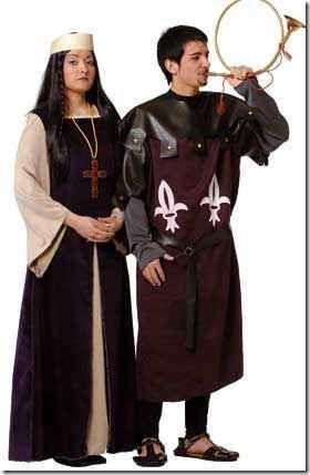 trajes-de-disfraz-medieval-para-parejas