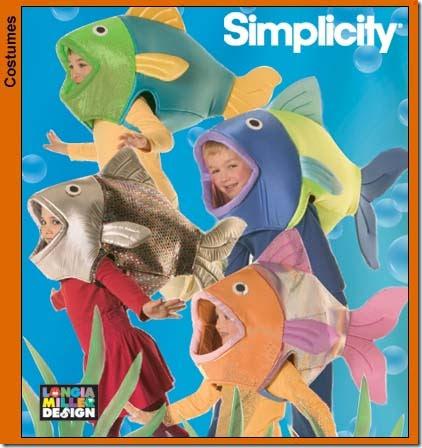 Ideas para un disfraz de pez para ni os - Disfraz de pescado ...