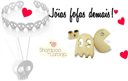 Porque jóias fofas são lindas!