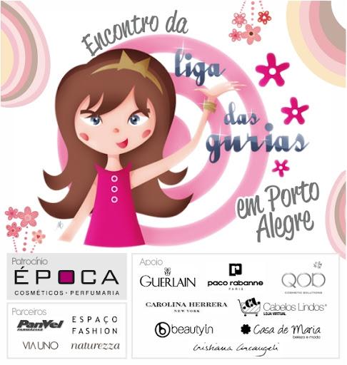 Vem aí: Liga das Gurias em Porto Alegre!
