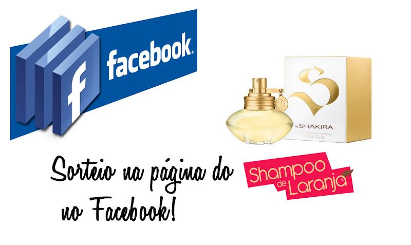 Promoção na nossa Página do Facebook!
