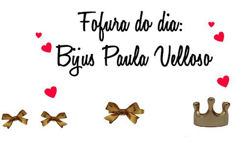 Fofura do dia: Bijus da Paula Velloso