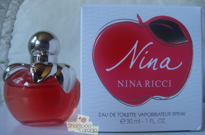 Nina,muito mais que um perfume