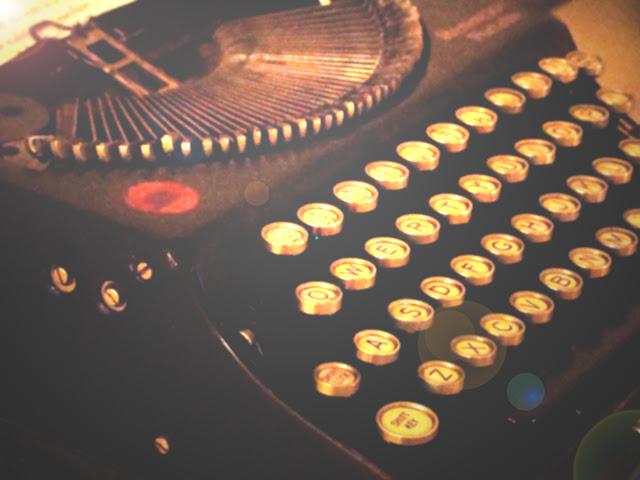 The Estate of Things chooses vintage typewriter