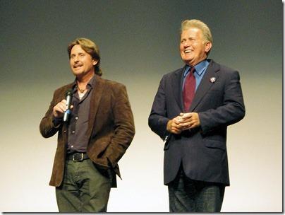 """TIFF 2010: Эмилио Эстевез и его отец Мартин Шин впервые представляют широкой публике фильм """"Путь (The Way)"""""""