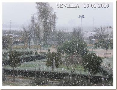 sevilla capital nevada