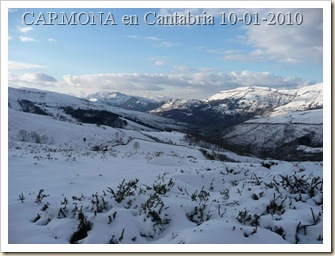 carmona cantabria nevada
