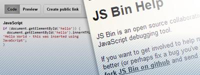 JS Bin