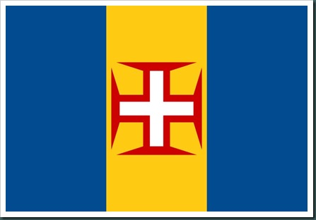 drapeau madere