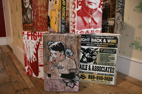 A Decade of Faile