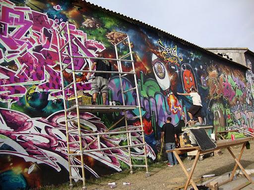 Seixal Graffiti