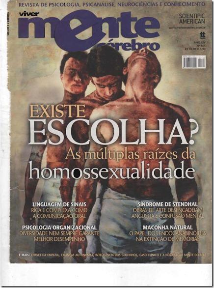 As multiplas raízes da homossexualidade
