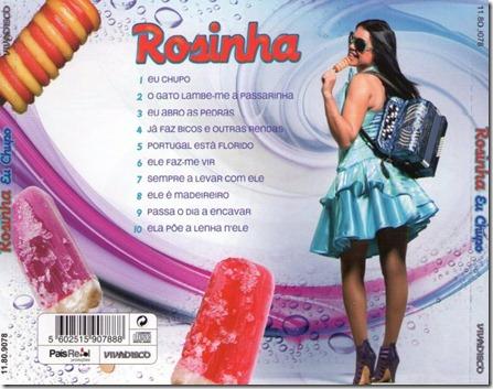 rosinha back