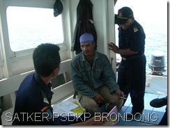 Operasi Kapal SATKER PSDKP Brondong