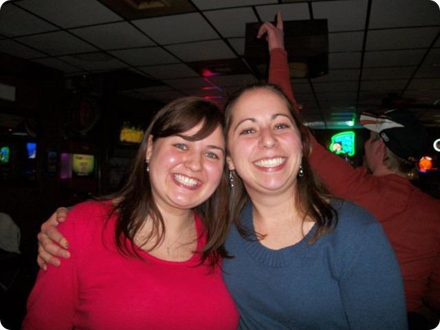 M and J at Bar