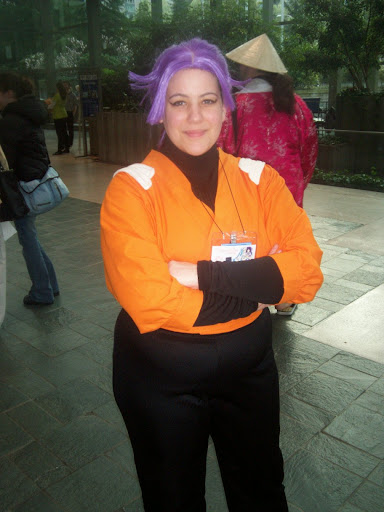 Bleach Yoruichi Shihouin Cosplay Fotos