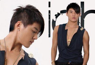 Kim JunSu Hairstyles