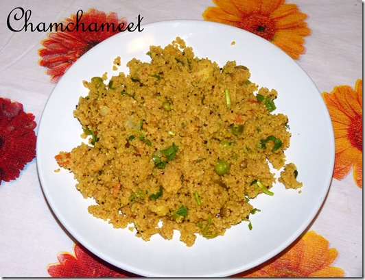 Daliya Upma 001