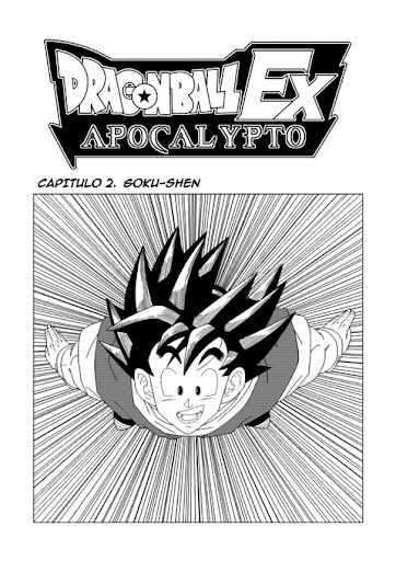 Dragon Ball Ex  Apocalypto