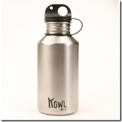 Kewl water bottle