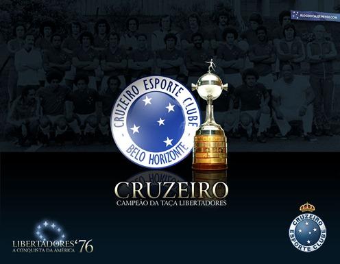 Cruzeiro Campeão da Libertadores 1976 - 1024x768