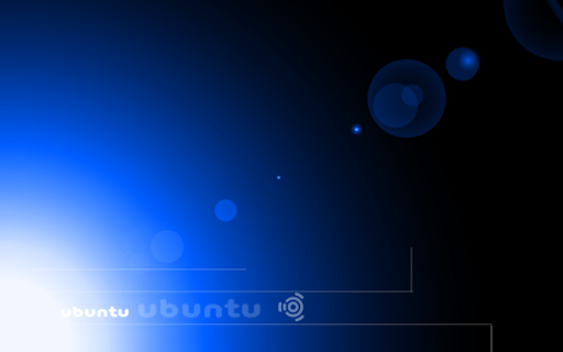 wallpaper ubuntu blue. 2011 EgFox Ubuntu Blue HD 2010