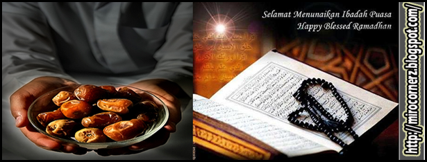 Ramadhan - Miro CornerZ