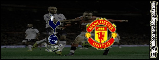 Tottenham Hotspurs VS Manchester United Live Streaming