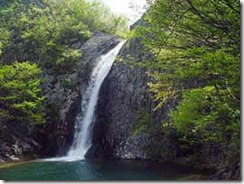 Korea Chikso-Water-Fall