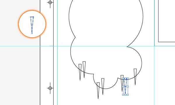 packaging design in illustrator