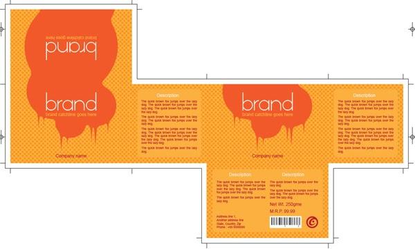 3d packaging part 1 design in illustrator scorpy design. Black Bedroom Furniture Sets. Home Design Ideas