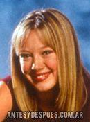 Hilary Duff,