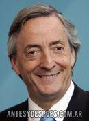 Nestor Kirchner, 2008