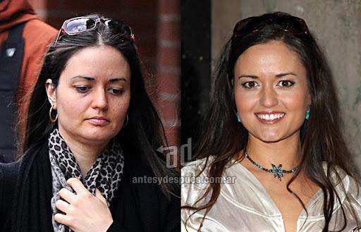 famosas sin maquillaje 2011