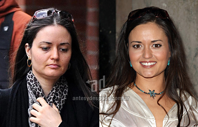 Winnie Cooper without makeup
