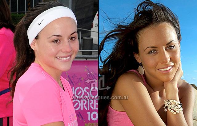 Zuria Vega sin maquillaje