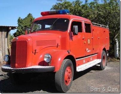 caminhão bomb antigo II