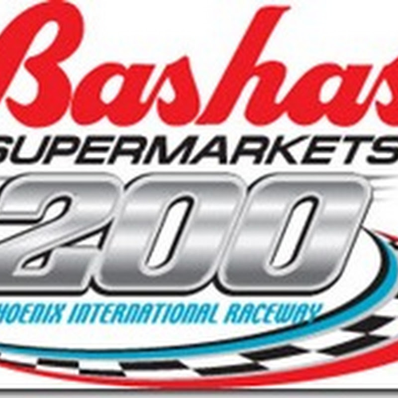 Kyle Busch sweeps at Phoenix