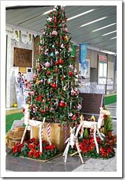 軽井沢駅中