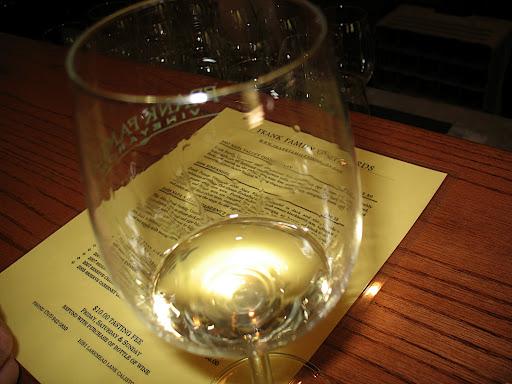 2007 Reserve Chardonnay