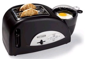 poached egg-muffin-toaster