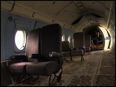 Avion cabina