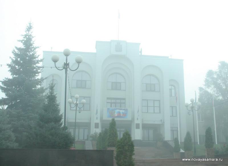 Выборы - 2010. Избирательный участок Виктора Тархова