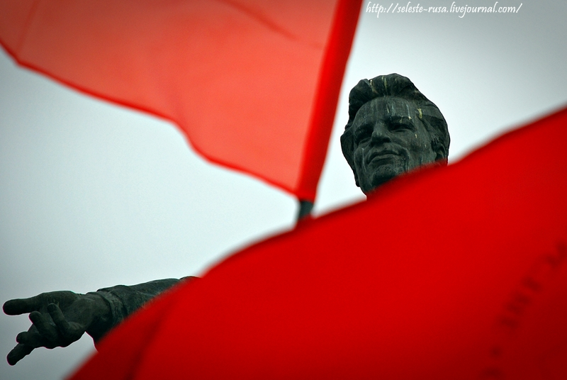 Митинг КПРФ на пл. Кирова